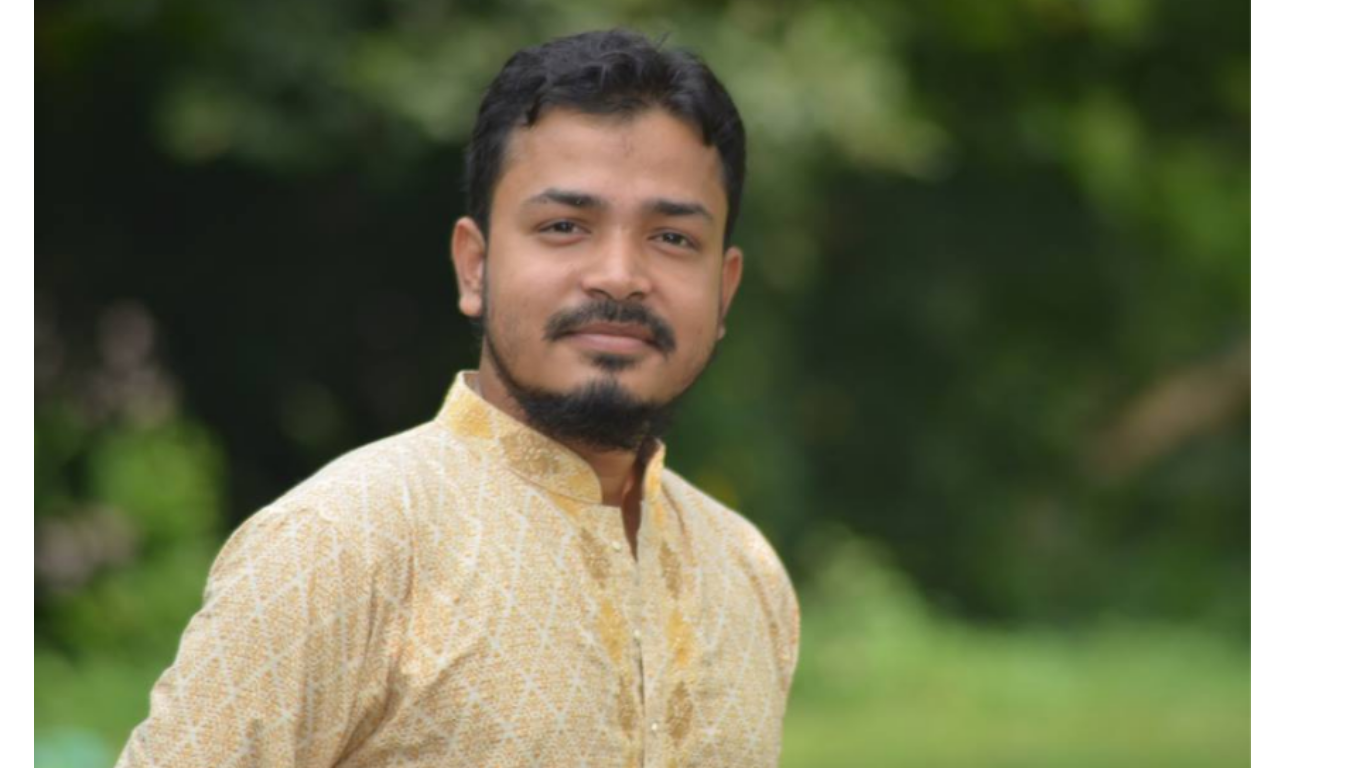 Saif Ibn Mazhar of Tech Candle BD Hubdhaka
