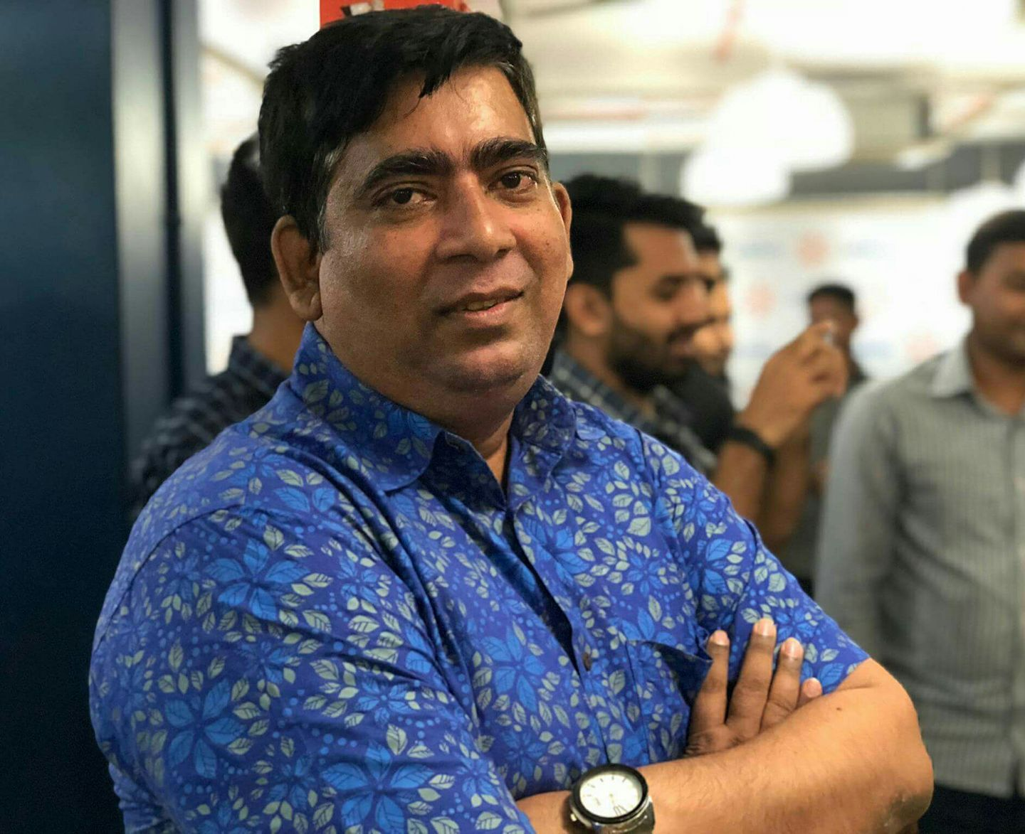 Aminul Islam at an event of Hubdhaka