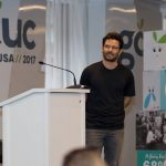 Nick Clark at GCUC USA 17 Camp Session