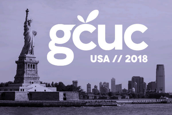 GCUC 2018 in USA