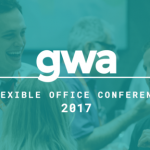 2017 GWA Flexible Office Space Conference Cover
