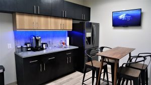 Image of the Workspace Suites Kitchen