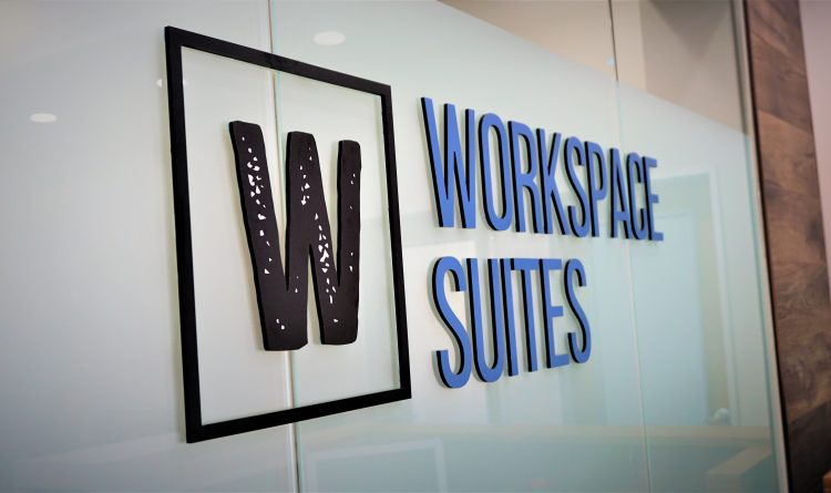 Logo of the Workspace Suites